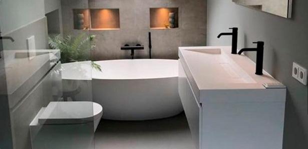 עיצוב חדר האמבטיה - המדריך למעצב 1