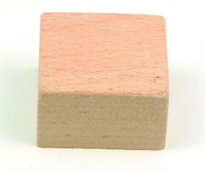ידיות כפתור למטבח ורהיטים עץ מרובע – 40X40 4142 בוק יבש