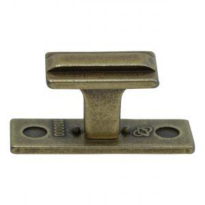 ידית כפתור 118 – ברונזה פירנצה D1