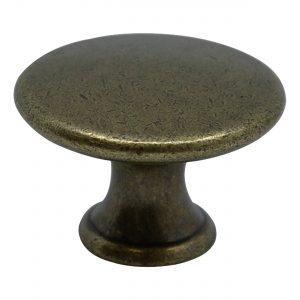 """ידיות כפתור למטבח ורהיטים 2116 – 40 מ""""מ אוקסיד 25"""
