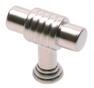 ידיות כפתור למטבח ורהיטים 2291 – ניקל מט 01
