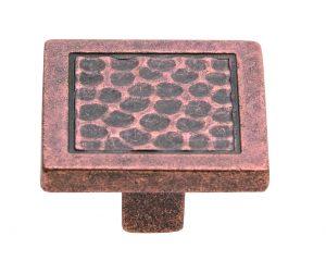 ידיות כפתור למטבח ורהיטים 3516 – נחושת עתיקה