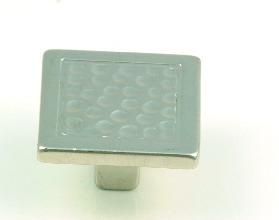 ידיות כפתור למטבח ורהיטים 3516 – ניקל מט 01