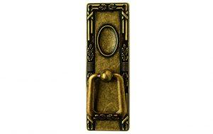 """ידיות כפתור למטבח ורהיטים 12060 – 54 מ""""מ ברונזה פירנצה M09"""
