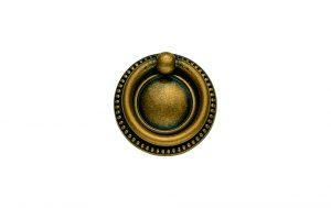 """ידיות כפתור למטבח ורהיטים 12212 – 40 מ""""מ ברונזה פירנצה M09"""