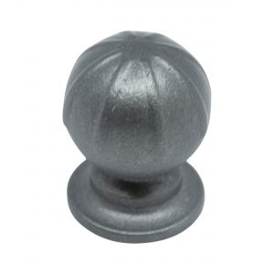 ידיות כפתור למטבח ורהיטים 53396 – ברזל עתיק F22 Banister