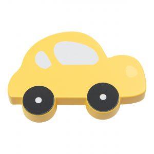 ידית כפתור E126 – מכונית צהובה