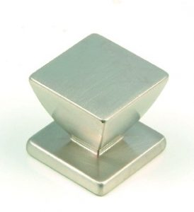 """ידיות כפתור למטבח ורהיטים PO363 – 20 מ""""מ ניקל מלוטש"""