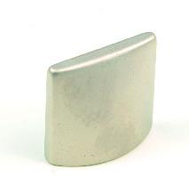 ידיות כפתור למטבח ורהיטים PO364 – ניקל מט 01