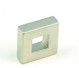 ידיות כפתור למטבח ורהיטים PO370 – ניקל מט 01