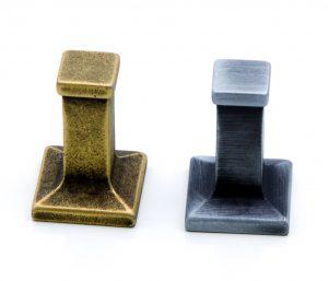 ידיות כפתור למטבח ורהיטים PO464 – ברונזה עתיקה 22