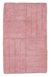 """שטיח אמבטיה 80×50 Classic ס""""מ – ורוד רוז 352190 (330143)"""
