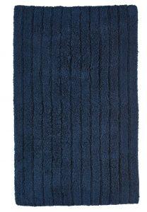 """שטיח אמבטיה 80×50 Prime ס""""מ – כחול רויאל 361134"""