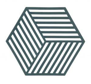 תחתית לסיר Hexagon – ירוק קקטוס 371026 (330221)