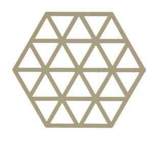תחתית לסיר Triangles – ירוק זית 371034
