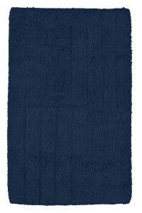 """שטיח אמבטיה 80×50 Classic ס""""מ – כחול כהה 371089"""