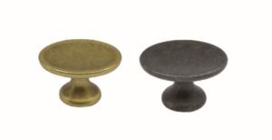 """ידית כפתור 799 – 42 מ""""מ ברונזה פירנצה D1"""