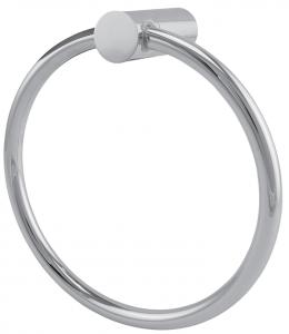 טבעת למגבת כרום מבריק – 12 שנות אחריות סדרת Elite