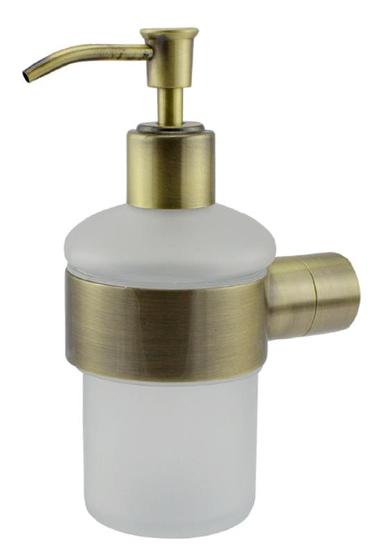 נקודת מים עם מאחז Brass – שחור