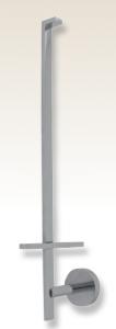 מחזיק נייר רזרבי  כרום מבריק – 12 שנות אחריות סדרת sleek