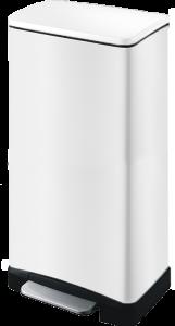 פח ג'אווה 30 ליטר מרובע לבן – JAVA